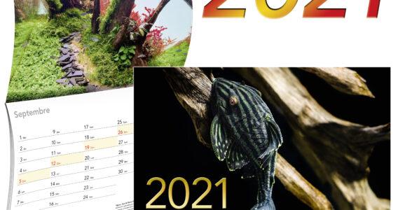 Calendrier SERA 2021
